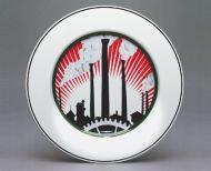 1917 Chimney Plate