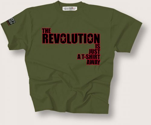 Billy Bragg Revolution