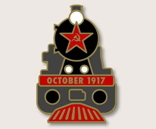 1917 Centenary Badge