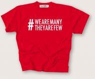 #WeAreMany