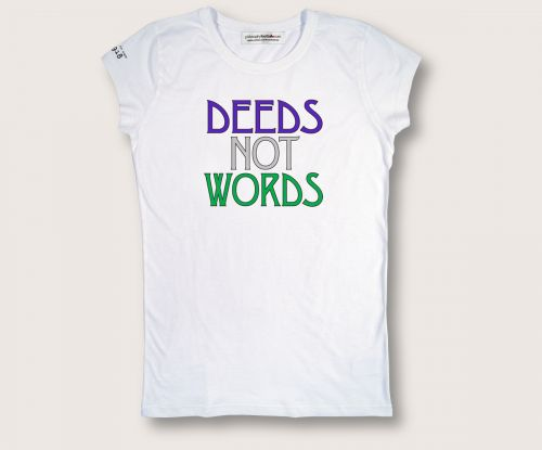 Deeds not Words 2018