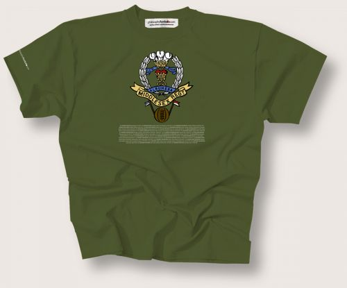 Footballers Battalion t-shirt