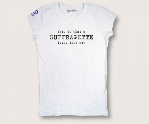 This is What A Suffragette Looks Like