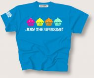 Join the Uprising (Cyan)