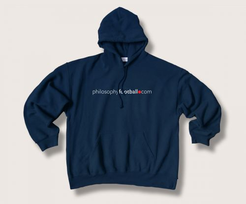 Philosophy Football .com hoodie