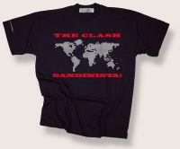 Sandinista! Clash shirt