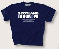 Scotland in Europe 2021
