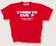 Wales in Europe 2021