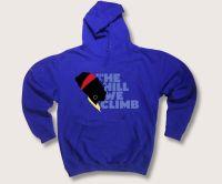 The Hill We Climb hoodie