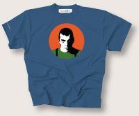 Ian Dury portrait T-shirt