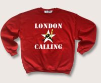 London Calling sweatshirt