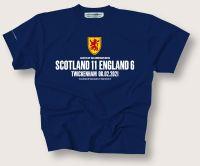 Scotland 11 England 6