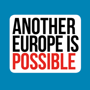 Another Europe is possible T-shirt