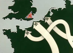 Dad's Army map