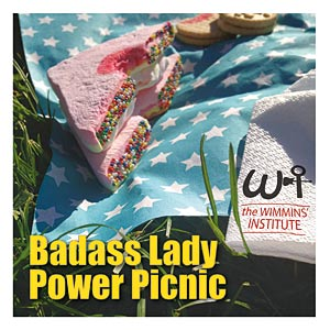 Badass Lady Power Picnic