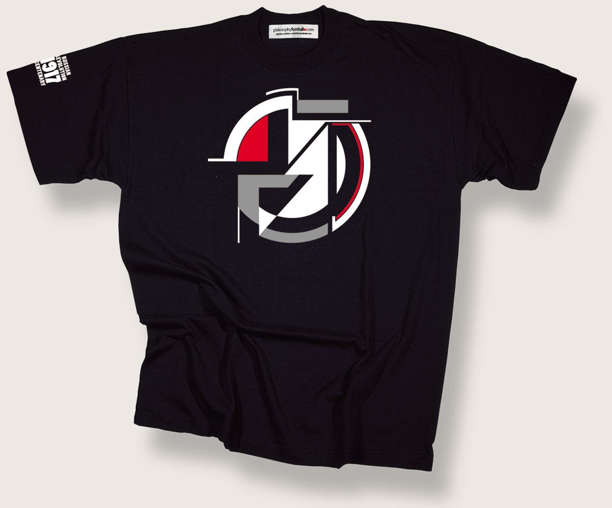 Design t shirt 2017 - Constructivism By Design