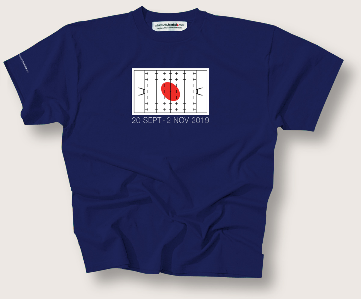 competitive price 56cd1 e72bb Philosophy Football - T-Shirts - Philosophy Football